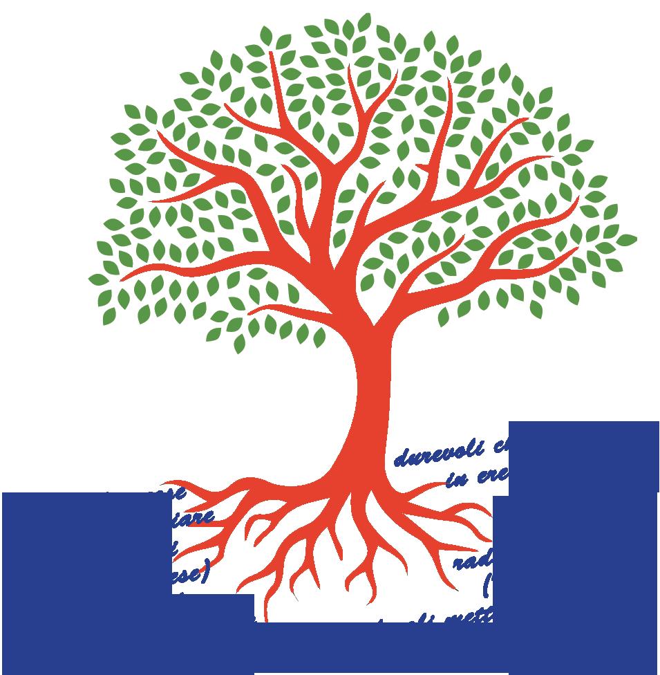 albero-insieme-parole-chiave-radici-poesie